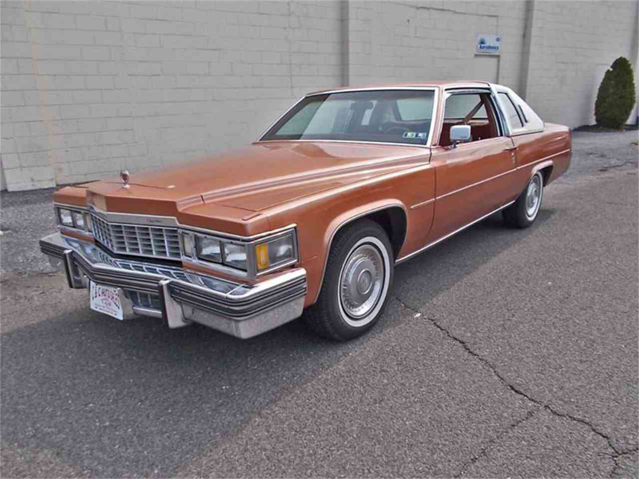 1977 Cadillac DeVille for Sale | ClicCars.com | CC-1084527