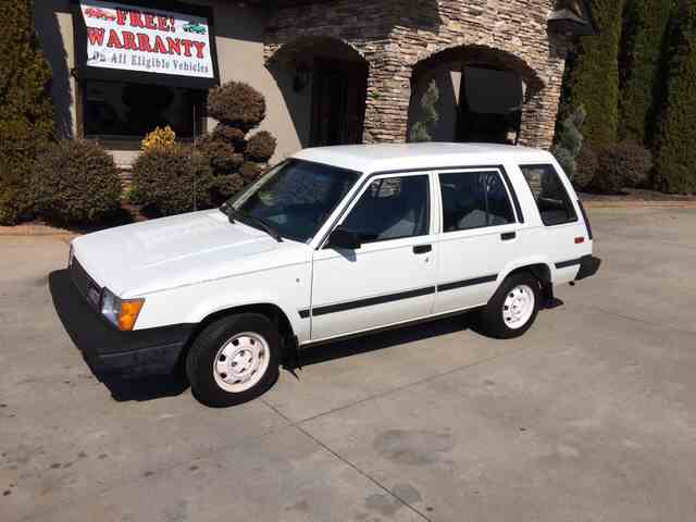 Picture of '85 Tercel Offered by  - N8TT