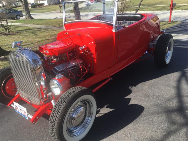 Picture of '28 Highboy - N8UD
