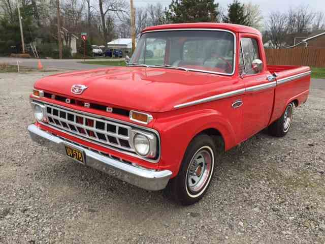 Picture of '65 Ford F100 located in Milford Ohio - $22,500.00 Offered by  - N8UR