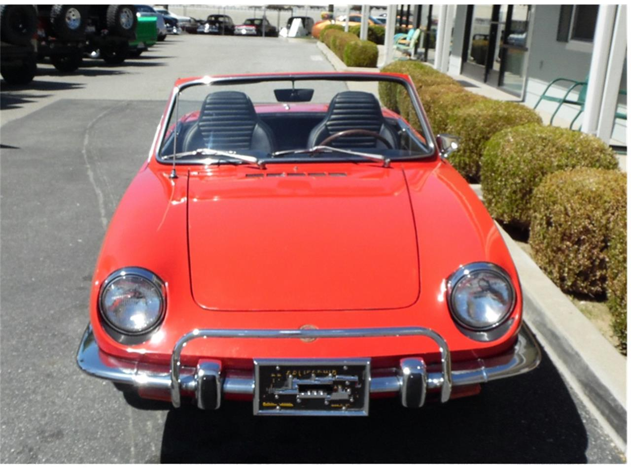 Large Picture of '69 Spider - N5OP