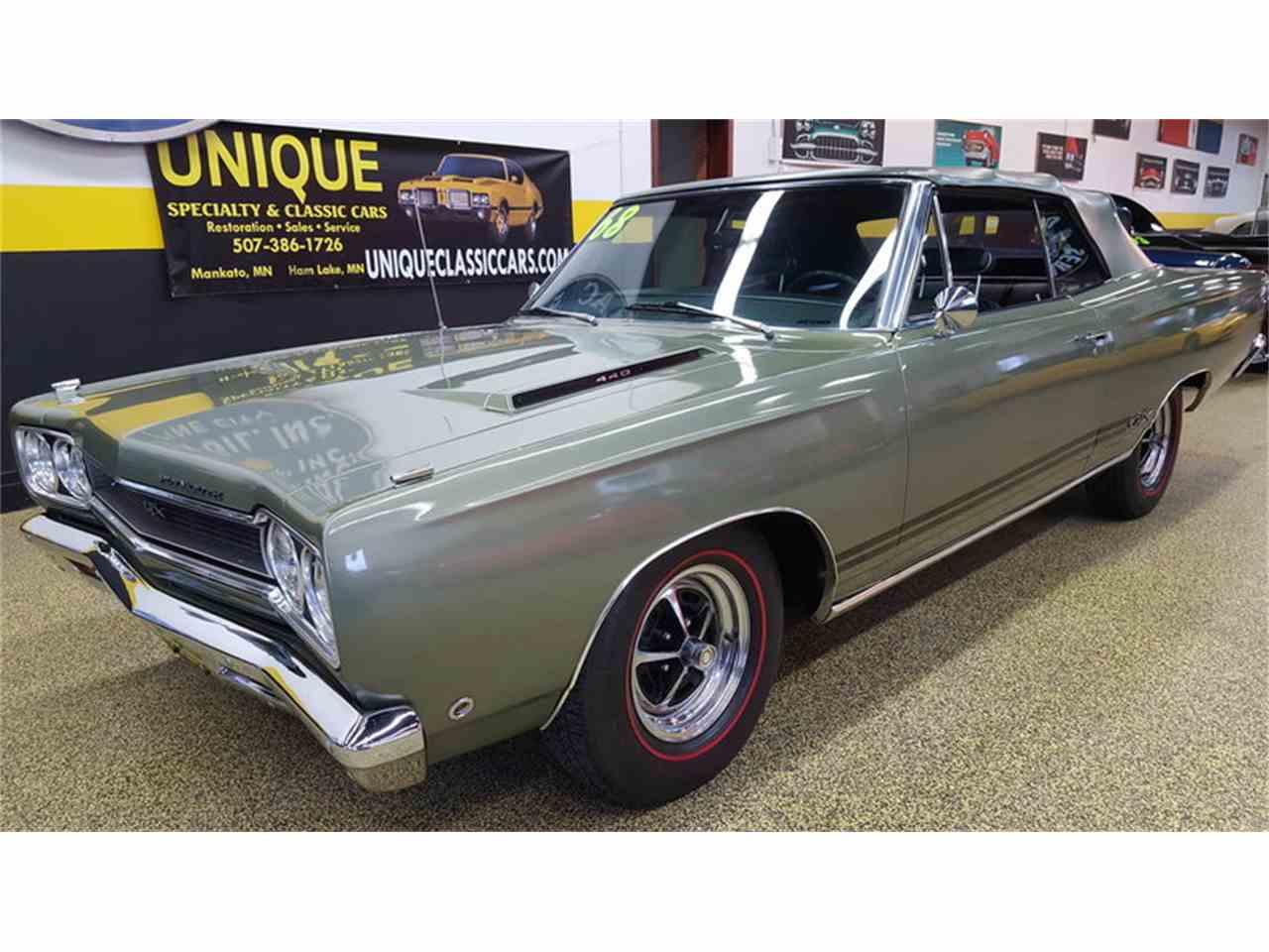 1968 Plymouth GTX for Sale | ClassicCars.com | CC-1084588