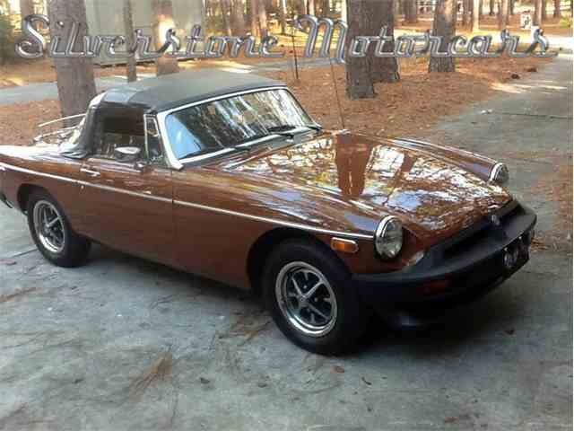 Picture of '80 MGB - N8VJ