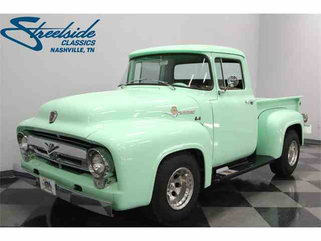 Picture of Classic 1956 F100 located in Tennessee - $36,995.00 - N8VT