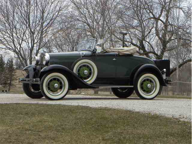 Picture of '31 Model A - N8VV