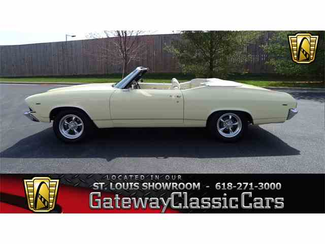 Picture of '69 Chevelle located in O'Fallon Illinois Offered by  - N8W1
