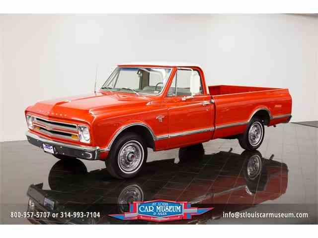 Picture of '67 C10 - N8W7