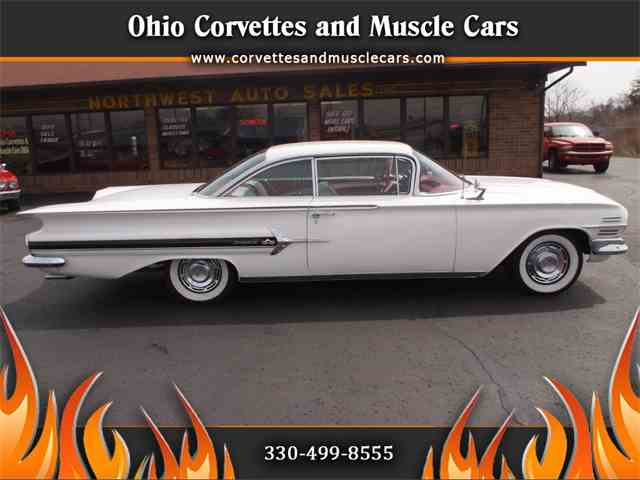 1960 Chevrolet Impala For Sale Classiccars Com Cc 1028492