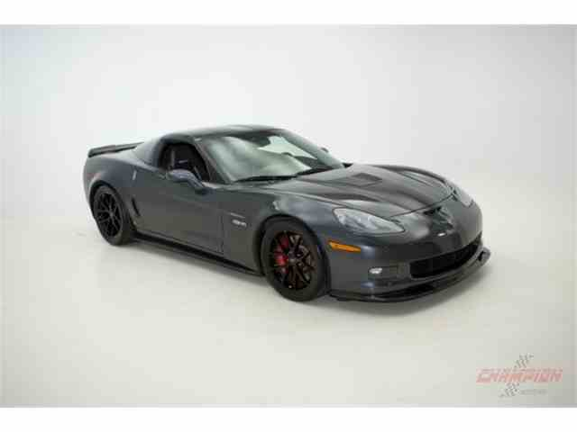 Picture of '09 Corvette - N8WE