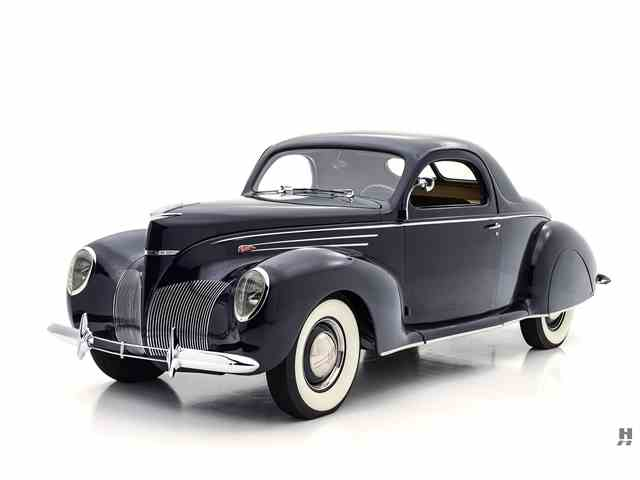 Picture of '39 Zephyr - N8WH