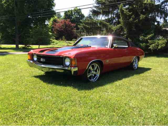 Picture of '72 Chevelle - N8WI