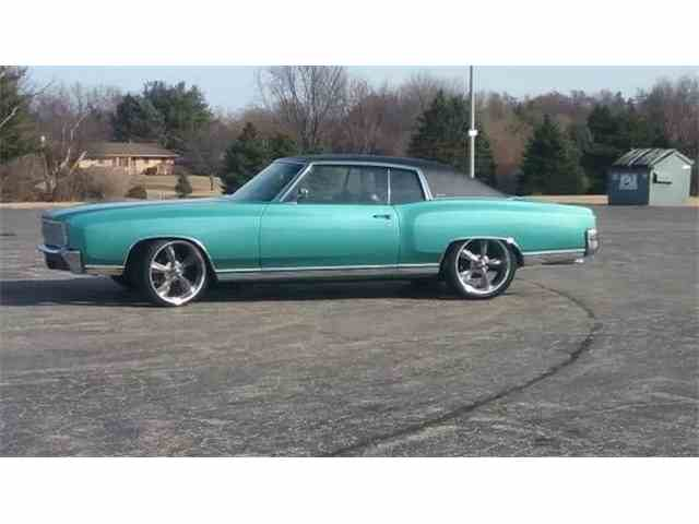 Picture of '70 Monte Carlo - N8WR