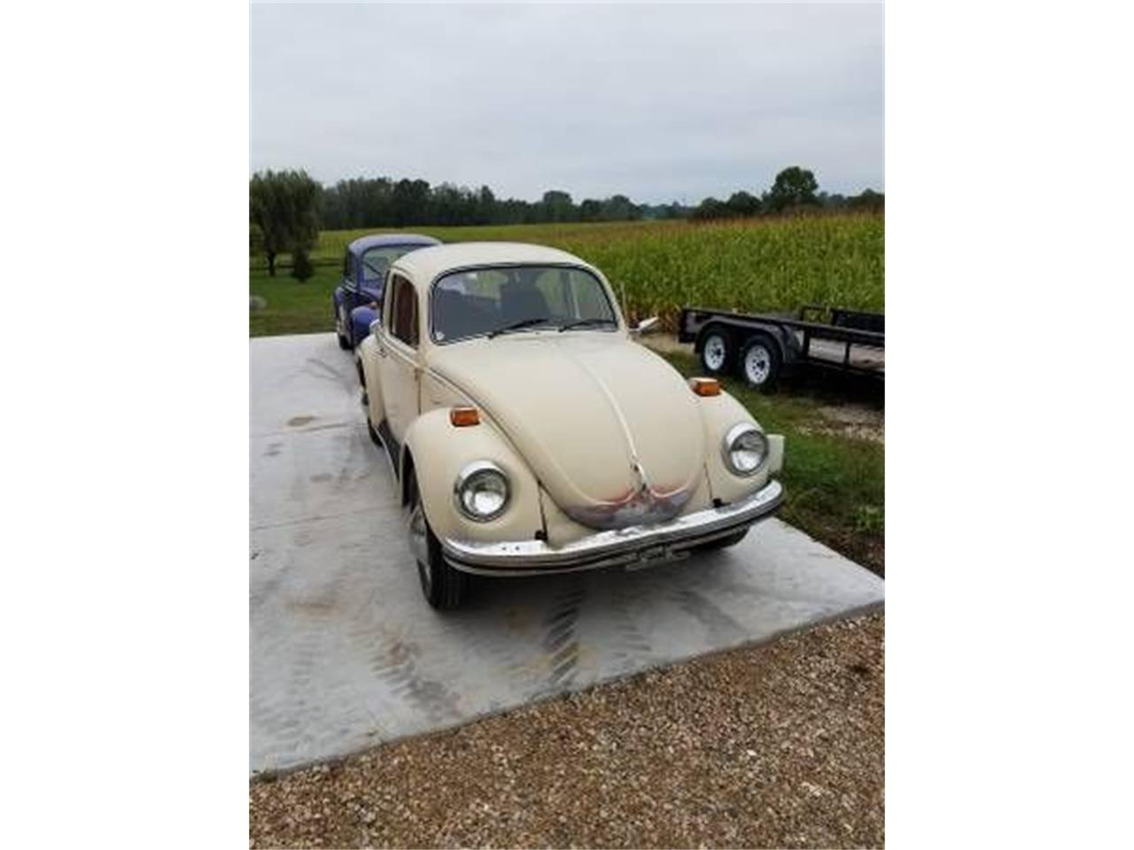 Large Picture of Classic '71 Beetle located in Cadillac Michigan - $5,995.00 Offered by Classic Car Deals - N8WS