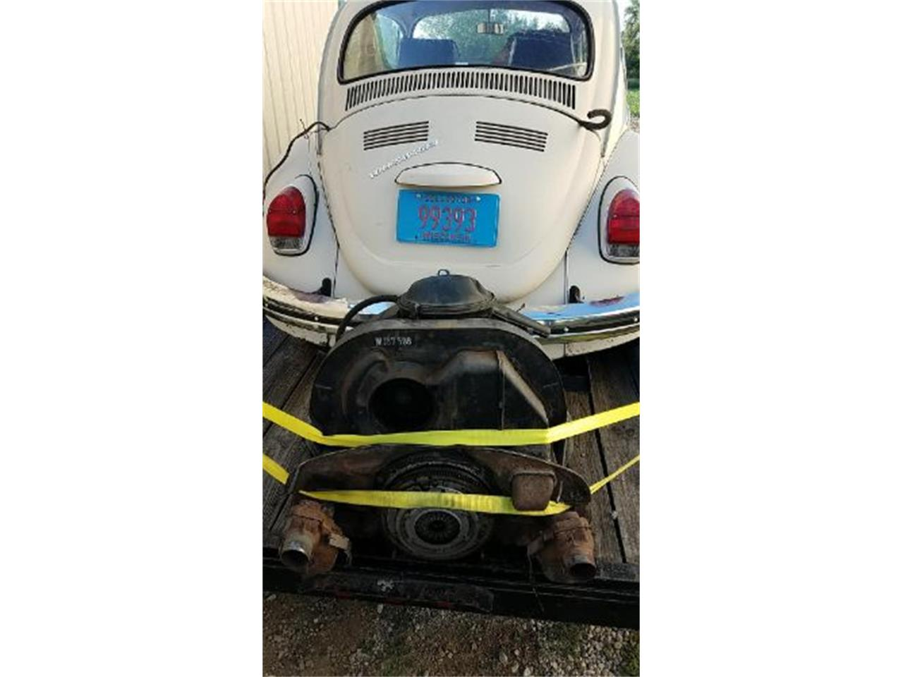 Large Picture of '71 Volkswagen Beetle located in Michigan - $5,995.00 - N8WS