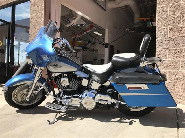 Picture of '05 Harley-Davidson FLSTFI - $8,980.00 Offered by  - N8X7