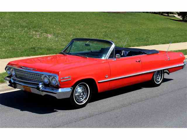 Picture of Classic 1963 Impala located in Rockville Maryland - N8X8