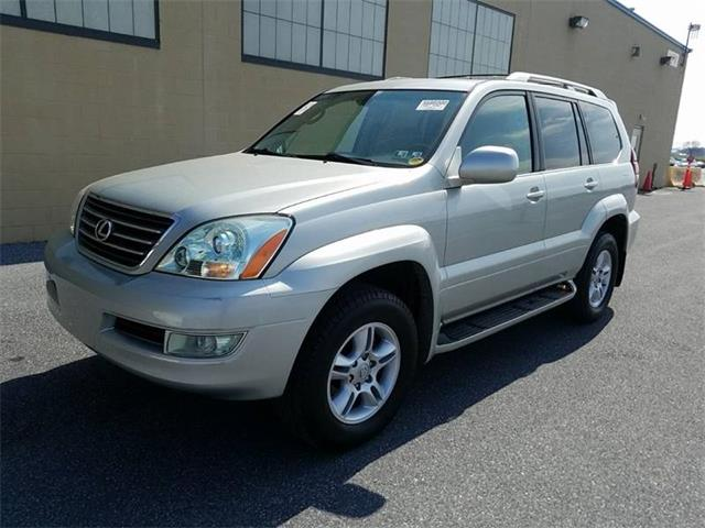 Picture of '03 GX470 - N8XB