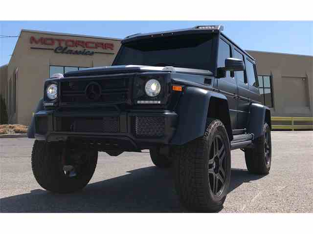 Picture of '17 G-Class - N8XL