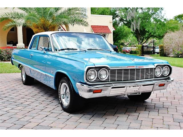 Picture of '64 Biscayne - N8XT