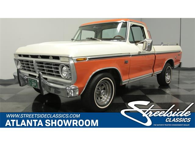 Picture of '74 F100 - N8XW