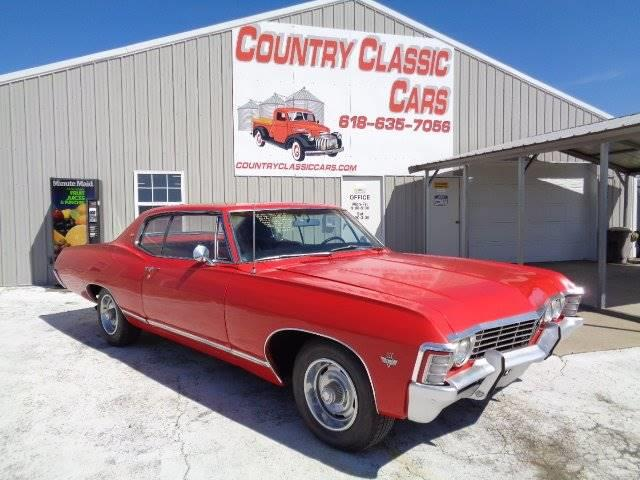 Picture of Classic '67 Chevrolet Caprice - $13,850.00 - N8Y4