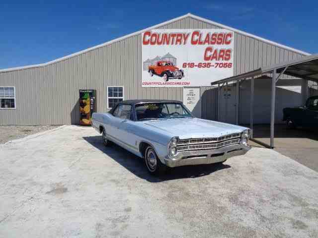 Picture of Classic '67 Galaxie 500 located in Staunton Illinois - $14,550.00 - N8Y8