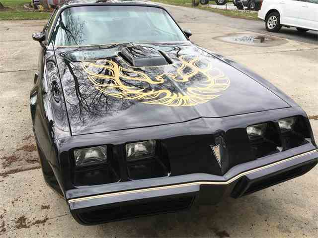 Picture of '81 Firebird Trans Am - N8YL
