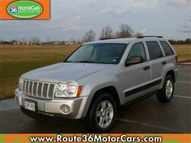 Picture of '06 Grand Cherokee - N8YM