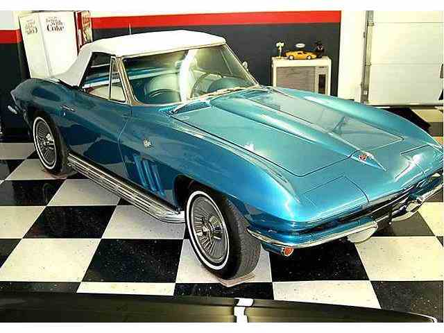 Picture of 1965 Chevrolet Corvette Auction Vehicle Offered by AB Classic Cars - N8Z5