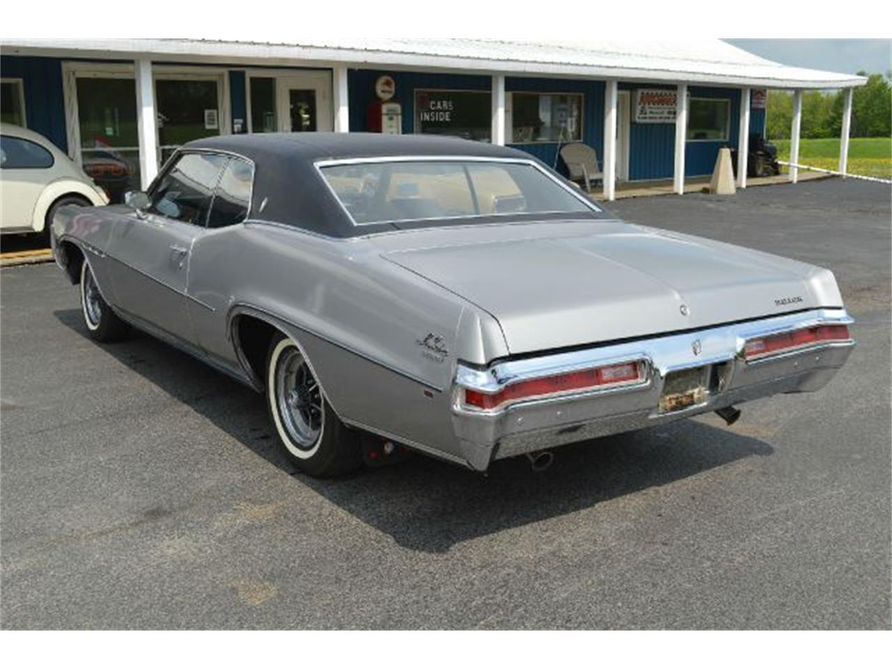 Large Picture of '70 LeSabre - N8ZB