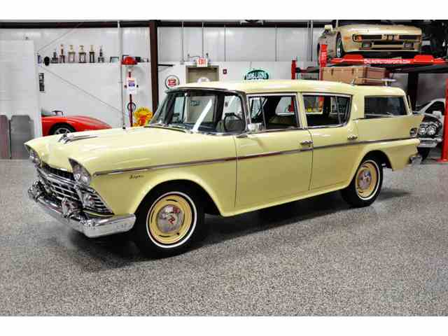 Picture of Classic '58 AMC Rambler located in Plainfield Illinois Offered by  - N8ZT