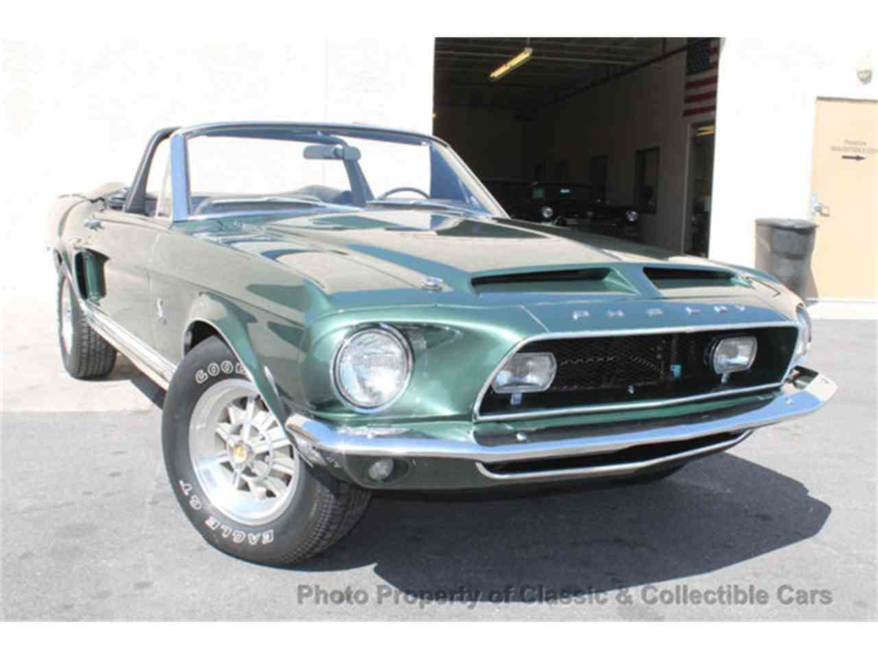 1968 Ford Mustang for Sale | ClassicCars.com | CC-1084746