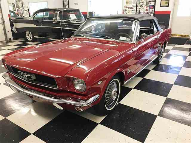 Picture of '66 Mustang - N8ZV