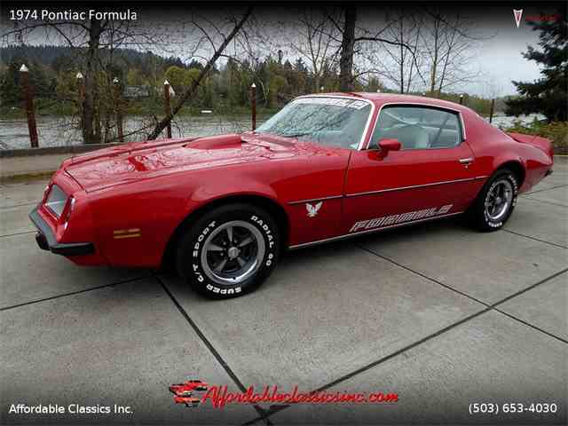 Picture of '74 Firebird Formula - N8ZY