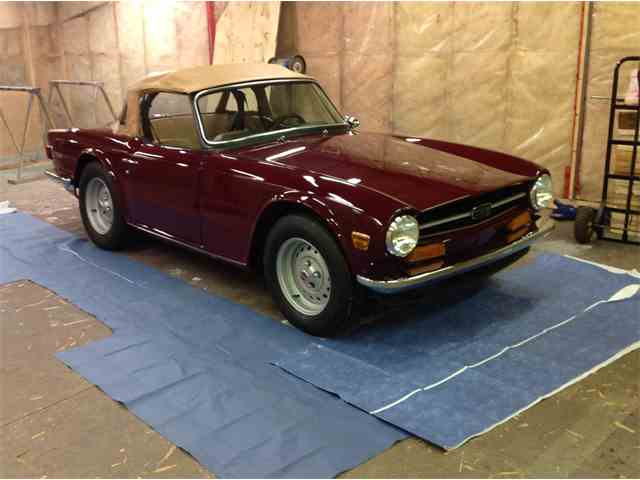 Picture of '72 TR6 - N905