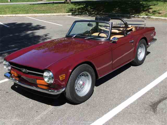 Picture of Classic '72 Triumph TR6 Offered by a Private Seller - N905