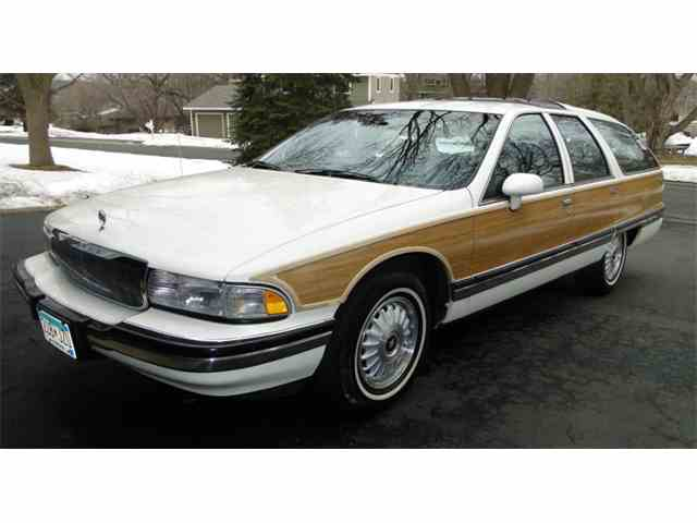 Picture of '91 Roadmaster - N90I