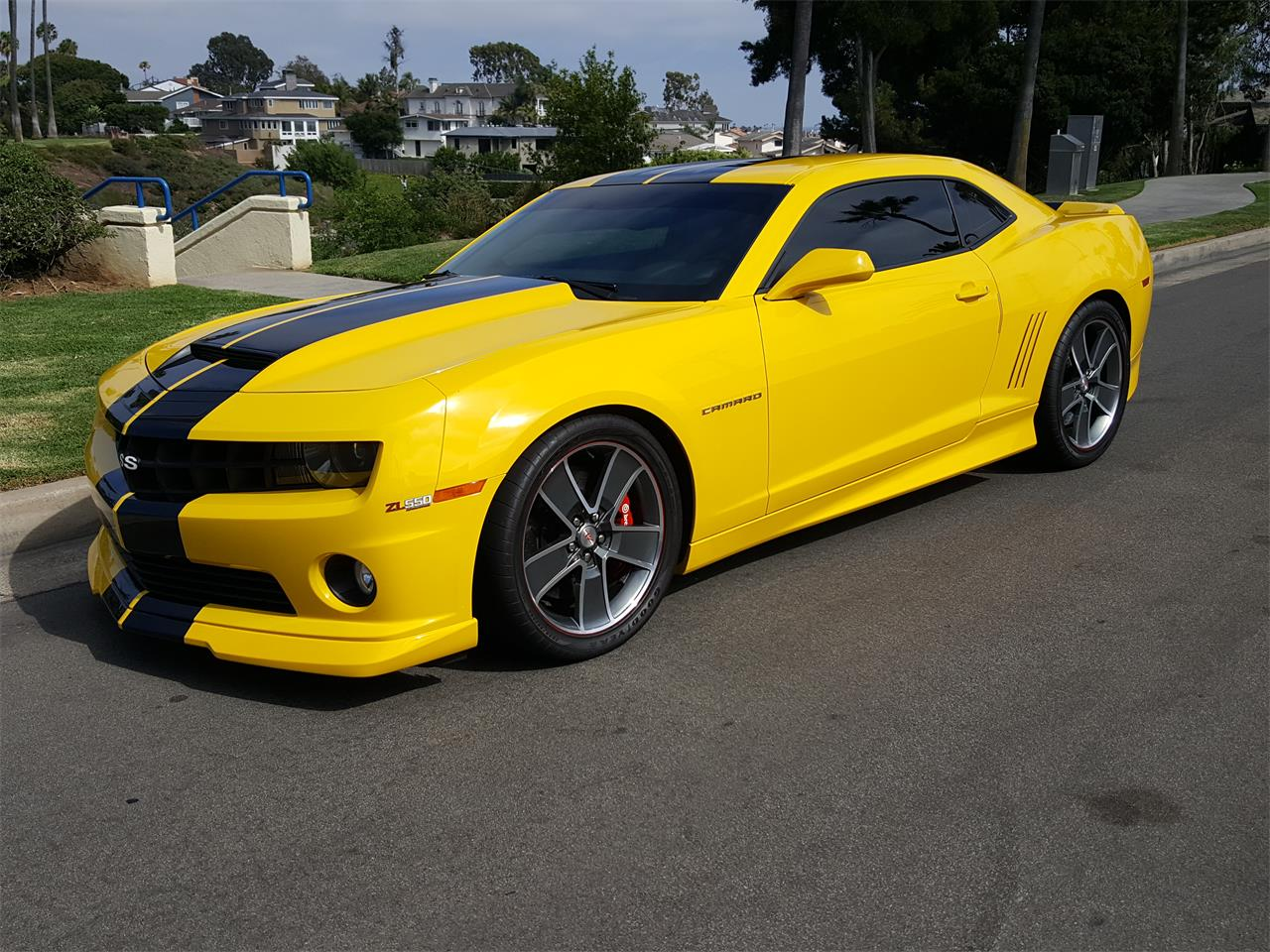 Large Picture of '10 Camaro SS - N90R