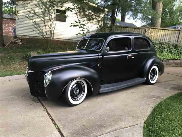 Picture of Classic 1939 Ford Sedan - $26,500.00 - N90X