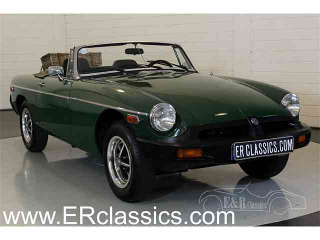 Picture of 1978 MG MGB Offered by  - N916