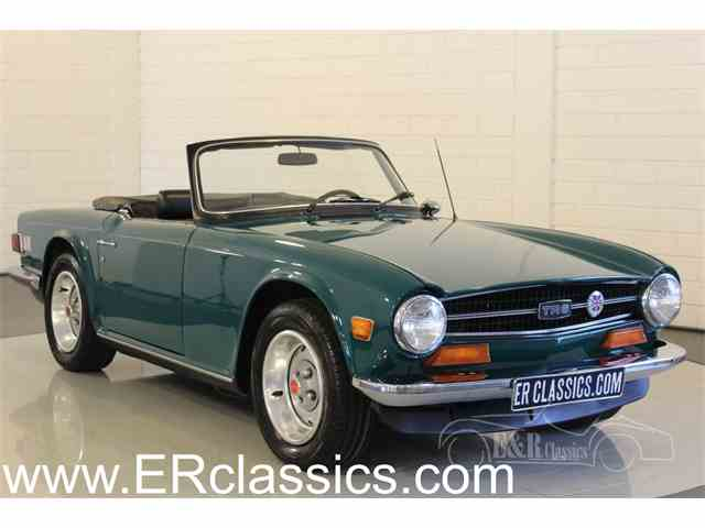 Picture of '74 TR6 - N91J
