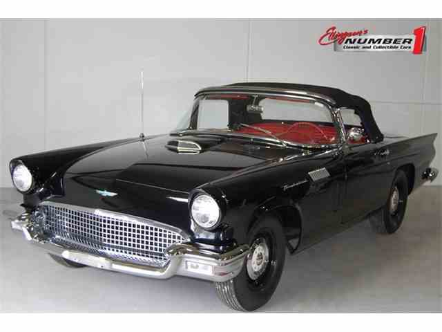 Picture of Classic '57 Thunderbird located in Minnesota - $49,950.00 Offered by  - N92Q
