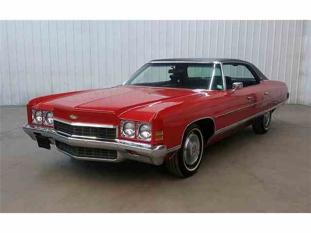 Picture of '72 Caprice - N92Y