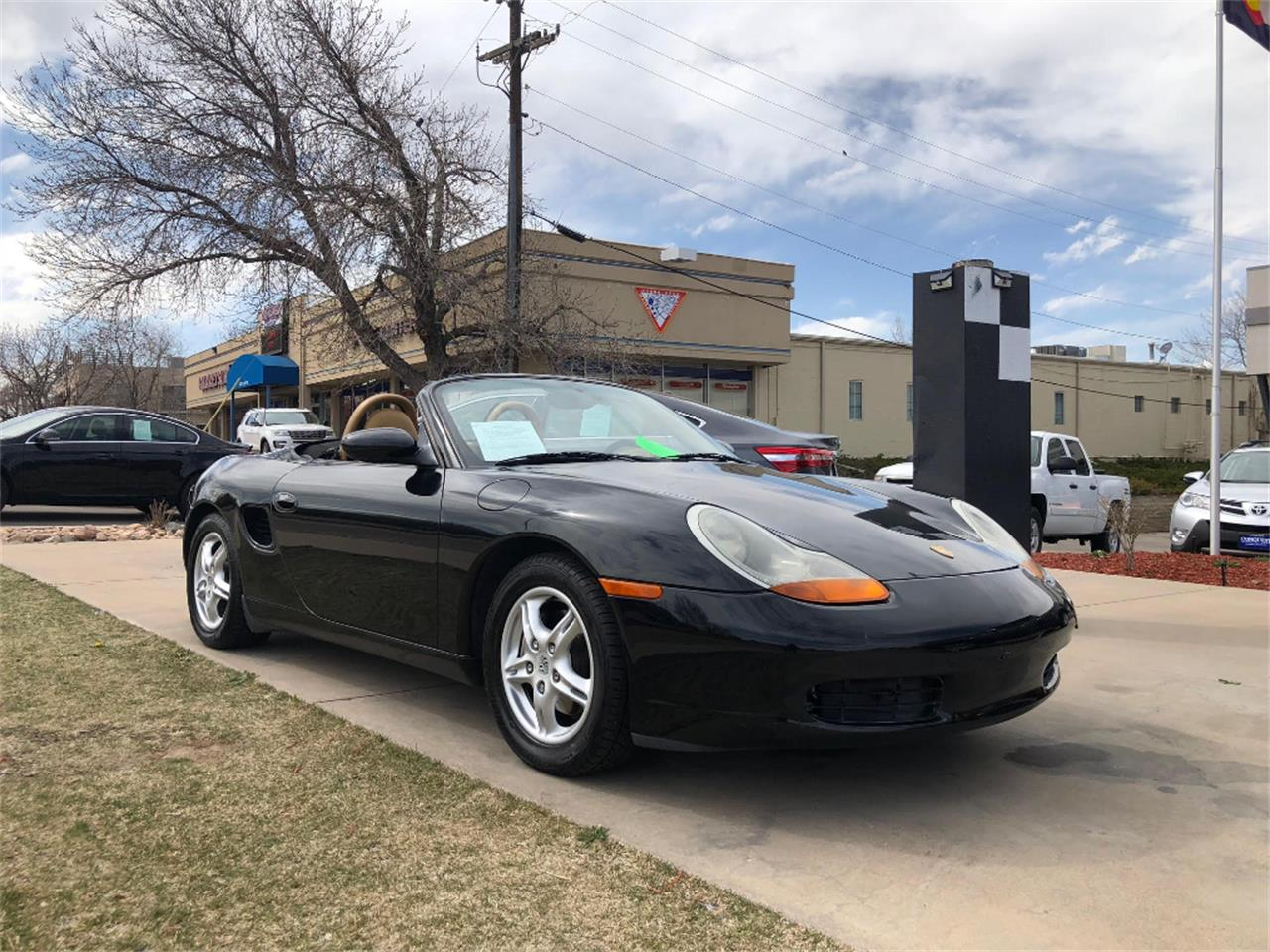 Large Picture of '01 Boxster - N930