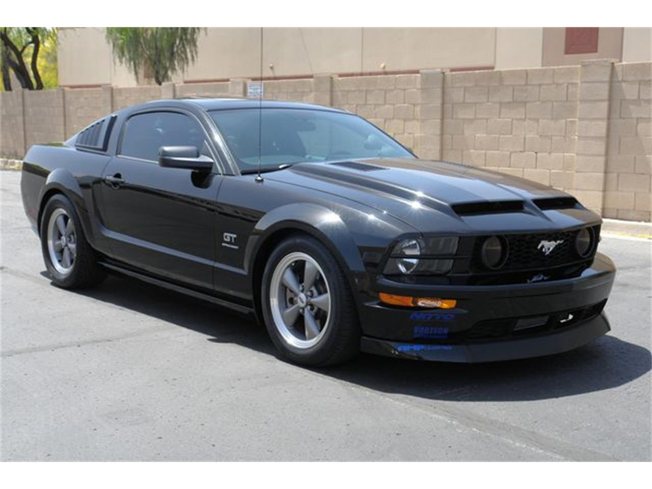 Large picture of 2005 mustang located in phoenix arizona offered by arizona classic car sales