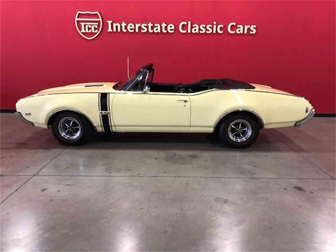 1968 Oldsmobile 442 for Sale | ClassicCars.com | CC-1084868