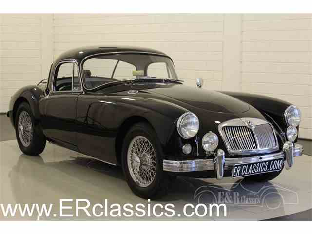 Picture of '57 MGA - N939