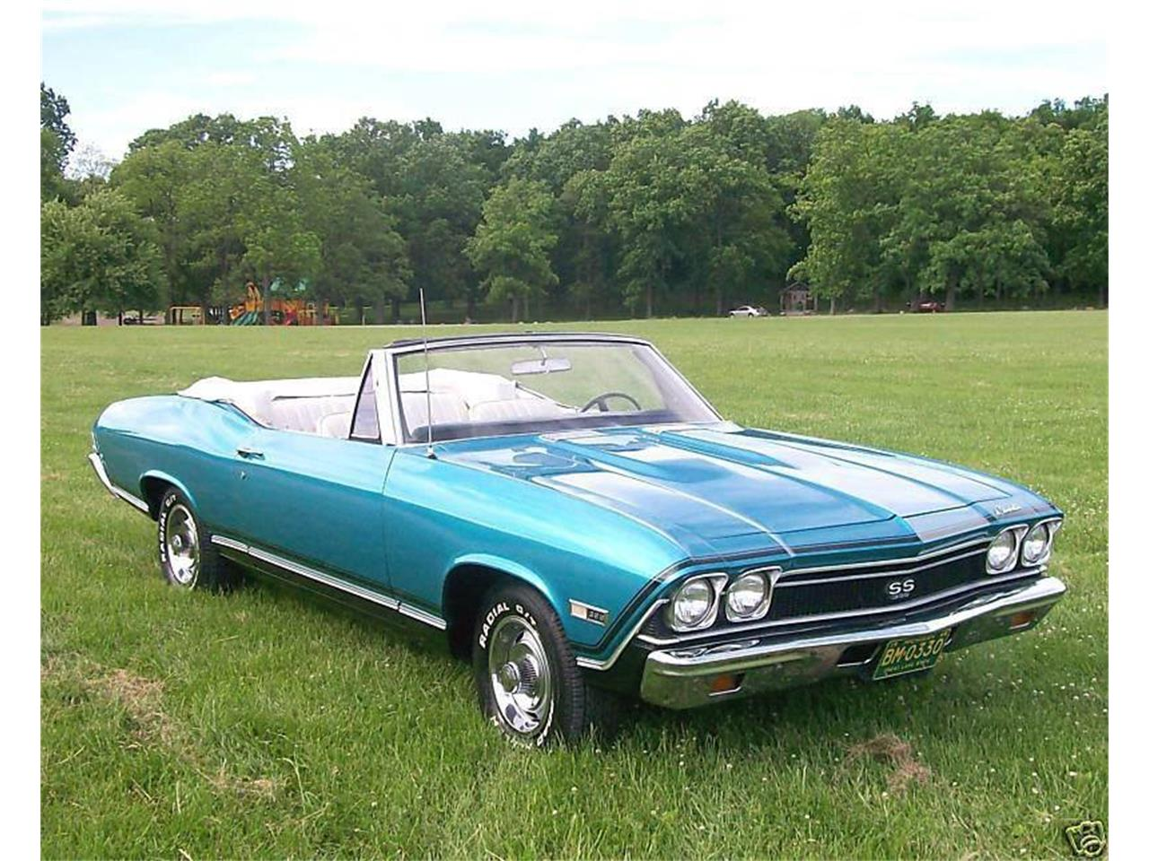 For Sale 1968 Chevrolet Chevelle Ss In Ridgefield Park New Jersey