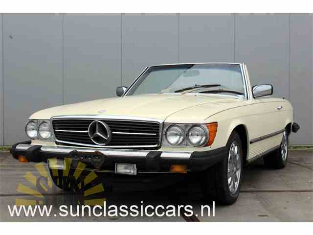 Picture of 1978 450SL located in Waalwijk Noord-Brabant - N93G