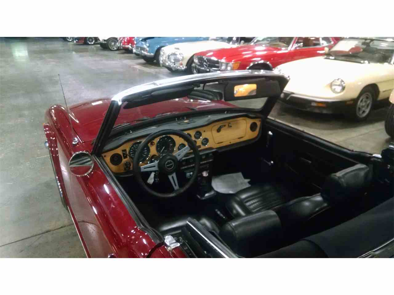 Large Picture of 1974 Triumph TR6 - $24,900.00 - N93H